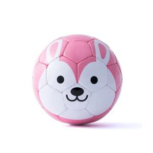 ウサギ柄のミニサッカーボール SFIDA スフィーダ 女の子 外遊び おもちゃ|mokuguru