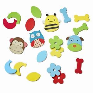 ミックス&マッチ・フォームタイル SKIPHOP スキップホップ お風呂 水遊び パズル おもちゃ mokuguru