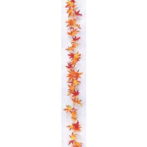 造花 もみじコード ミックス 180cm|mokukouya