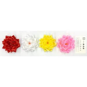 式典用リボン胸章(記章/徽章) 中リボンバラ 花のみ