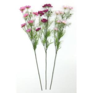 造花 コスモス 5本セット|mokukouya