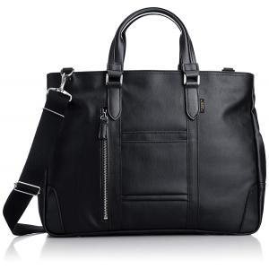 EVERWINエバウィン ビジネスバッグ 日本製 撥水加工 21598 BK ブラック