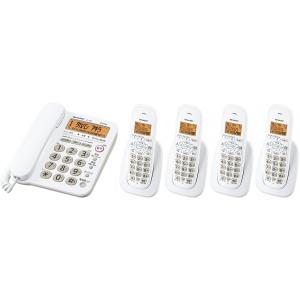送料無料(一部地域除く) 子機4台付 シャープ  コードレス 留守番 電話機 (JD-G32CL子機1台付+増設子機3台)迷惑電話対応  デジタル留守録|mokus