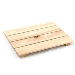 【組立セット】スノピタ(ホワイト)表タイプ+桧スノコ(357x450mm)セット