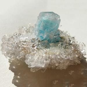 銀河通信社 湖水晶育成キット008TC 結晶 自由研究 男性 贈り物 プレゼント 雑貨 おしゃれ かわいい 北欧