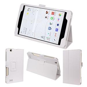 wisers 保護フィルム・タッチペン付 LG G Pad 8.0 III LGT02 / J:COM 8インチ タブレット 専用 ケース カバー [20|molto-bene