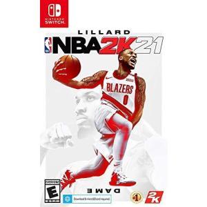 NBA 2K21(輸入版:北米)- Switch|molto-bene