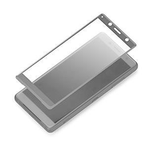 Premium Style Sony Xperia XZ2 Compact SO-05K フィルム 3D液晶全面保護 ハイブリッド設計 強度9H 極薄|molto-bene