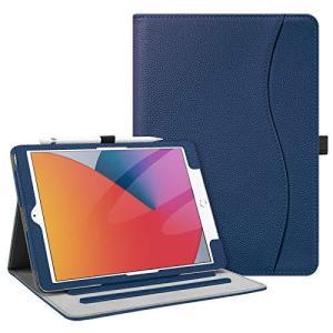 Fintie iPad 8 ケース 2020 iPad 10.2 ケース 第7世代 2019 保護カバー 2つ折スタンド マルチ視角 オートスリープ機|molto-bene