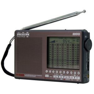 アンドーインターナショナル シンセサイザーラジオ nm5p900j3w molto-bene