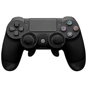 SCUF(スカフ) EMR付 PS4 New typeグリップ パドル ブラック [並行輸入品]|molto-bene
