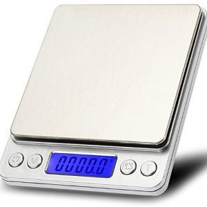 UCOMON デジタルキッチン スケール 3000g/0.1g 電子 重量調理 バランス molto-bene