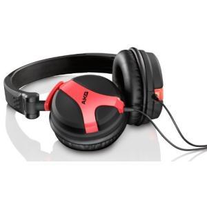 AKG K518LE RED (赤) DJ ヘッドホン 『並行輸入品』|molto-bene