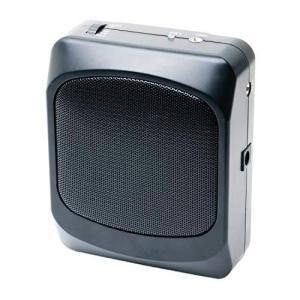 ミヨシ MCO ハンズフリータイプ 小型ポータブル拡声器 マイク付き 授業 講演 イベント 販売 防災 誘導 声が届きにくいアクリル板対策に 安心の日|molto-bene