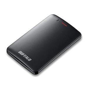 バッファロー SSD-PM240U3A-B USB3.1ポータブルSSD 240GB molto-bene