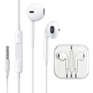 iPhone イヤホン 新品 ヘッドホン アイフォン 新品iPod ・ iPhone 用イヤホン (イヤホン)|molto-bene