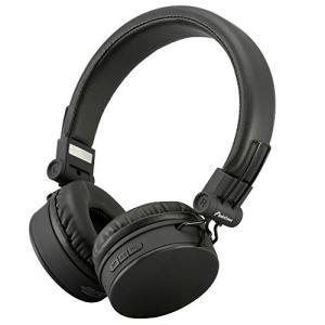 オーム電機 Bluetoothワイヤレスヘッドホン HP-W300N-K|molto-bene