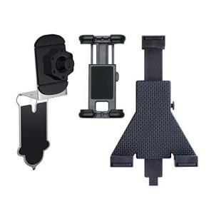 タブレットやスマートフォンを飛行機の機内で簡単に固定! 航空機用スタンドセット THS14|molto-bene