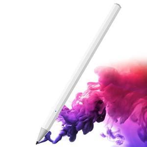 Ennotek タッチペン 極細 スタイラスペン (2018-2020)iPad対応 超高感度 パームリジェクション機能【2020年最新進化版】5分自|molto-bene