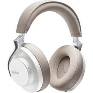 SHURE シュア AONIC 50 ワイヤレス・ノイズキャンセリング・ヘッドホン SBH2350-WH-A ホワイト : 密閉型/外音取り込み/Bl|molto-bene