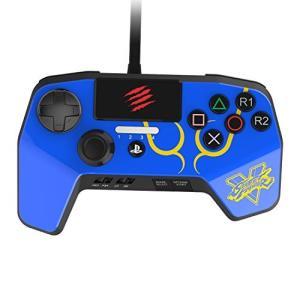 Mad Catz ストリートファイター V ファイトパッド プロ PlayStation4 PlayStation3用 SFV892520SA4/04|molto-bene