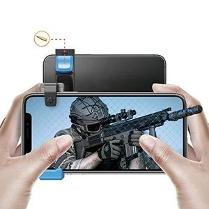 IFYOO MGT108 モバイルゲームコントローラー ゲーミングトリガーボタン PUBG Mobile/Fortnitee Mobile/Call|molto-bene