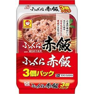 マルちゃん ふっくら赤飯 3P×8個|molto-bene