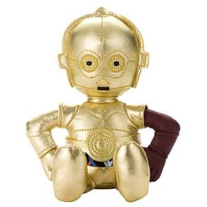 スター・ウォーズ フォースの覚醒 ビーンズコレクション C-3PO ぬいぐるみ 座高 13.5cm|molto-bene
