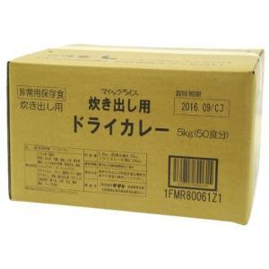 サタケ マジックライス 炊き出し用 ドライカレー 50人分|molto-bene