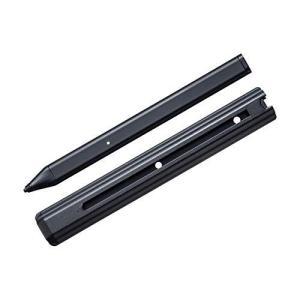 サンワサプライ 充電式自動電源ON/OFFタッチペン(ブラック) PDA-PEN45BK|molto-bene