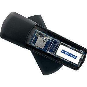 アドテック AD-EXDSGC-1TB 外付けSSD 1TB 3D TLC SATA USB type-A molto-bene