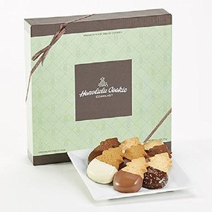 【Honolulu Cookie Company】 Signature Gift Box Chocolate Collection Large (24 molto-bene