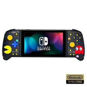 【任天堂ライセンス商品】グリップコントローラー for Nintendo Switch PAC-MAN【Nintendo Switch対応】|molto-bene