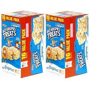 Rice Krispies Treats オリジナル 2個 ケロッグ [並行輸入品] molto-bene
