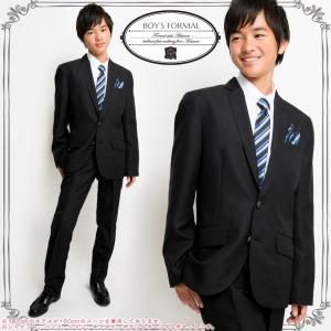 フォーマル 卒業式 スーツ 男の子 男の子卒業スーツ5点セット ジュニア 150 160 165cm