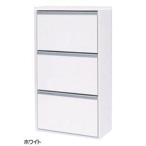 フラップ式薄型シューズボックス 「ミッキー」|momijiyakagu