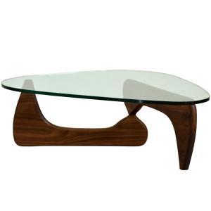 ★イサム・ノグチの代表作、コーヒーテーブルです。ニューヨーク近代美術館の館長邸にデザインしたテーブル...
