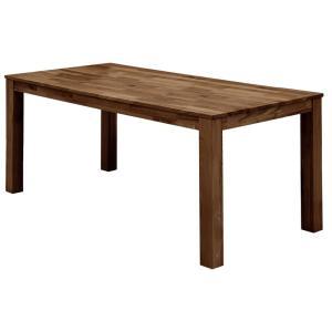135ダイニングテーブル 「オーズ」(ウォールナット)の写真
