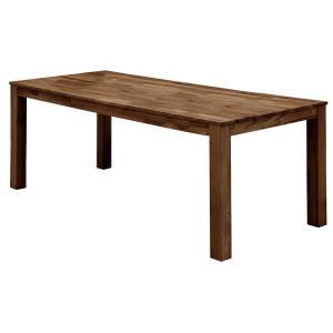 ウォールナット無垢材160ダイニングテーブル 「Orz/オーズ」|momijiyakagu