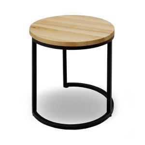 サイドテーブル 「Savon/サボン」 ラウンド2|momijiyakagu