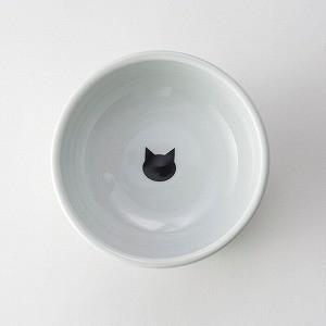 猫壱 ハッピーダイニング 脚付フードボウル L 猫柄 猫用 食器 momo-tail 03