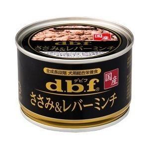 デビフ ささみ&レバーミンチ 150g×24缶|momo-tail