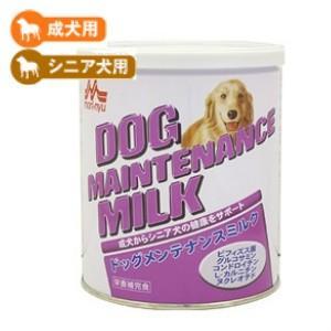森乳サンワールド ドッグメンテナンスミルク (国産)280g|momo-tail