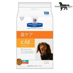 ヒルズ プリスクリプション・ダイエット 犬用 c/dマルチケア 尿ケア ドライタイプ 小粒1kg 送料無料 momo-tail