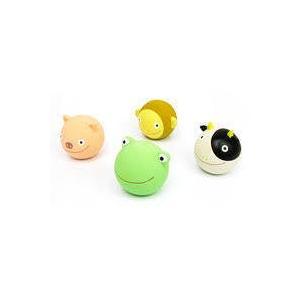 ヤマヒサ ぺティオ  アニマルボール(4種類の中から1個選択)|momo-tail