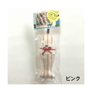 にゃんこ心くすぐる お祝いだーい(鯛) カラーをお選びください 猫 ネコ おもちゃ けりぐるみ ストレス発散 倉敷 ジーンズ|momo-tail|02