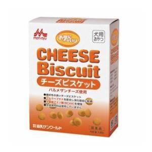 森乳サンワールド ワンラック お気にいり チーズビスケット (国産品)120g×12|momo-tail