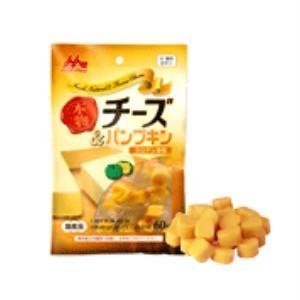 森乳サンワールド 本物チーズ&パンプキン (国産品) 60g×12|momo-tail