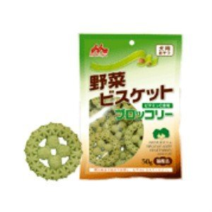 森乳サンワールド 野菜ビスケット ブロッコリー (国産品)50g×24|momo-tail