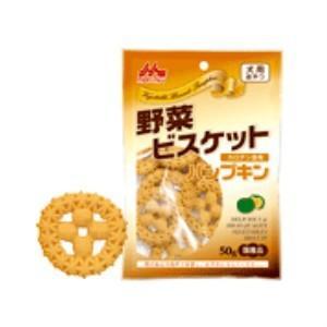 森乳サンワールド 野菜ビスケット パンプキン (国産品)50g×24|momo-tail
